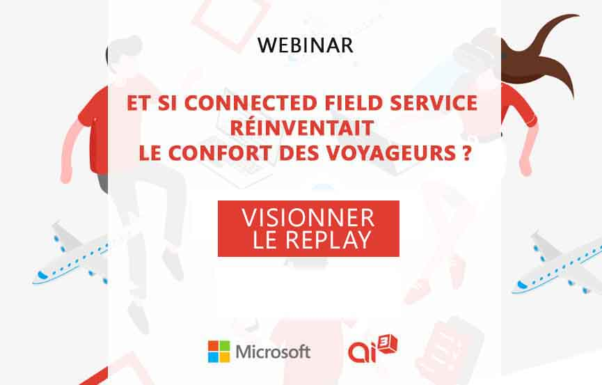 Webinar - Connected Field Service